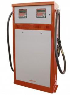 Kahden laadun polttoaineen jakelumittari varustettuna GK-7 automaateilla