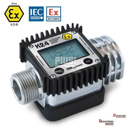 Elektroninen määrämittari K24